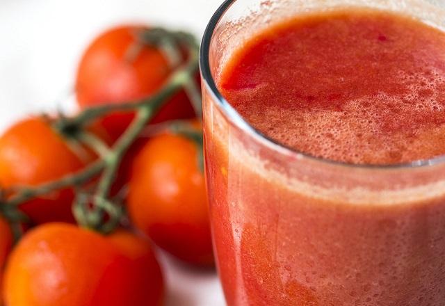 リコピンたっぷりのトマト入り野菜ジュース