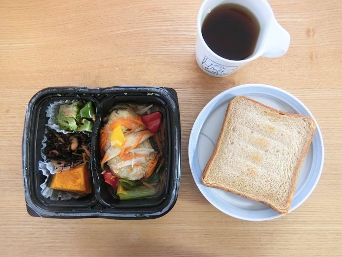 ダイエット5日目の食事画像