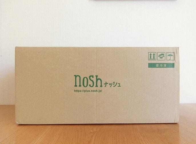nosh(ナッシュ)の梱包