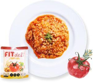 フィットデリトマト玄米味