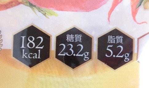 フィットデリトマト玄米味の栄養成分