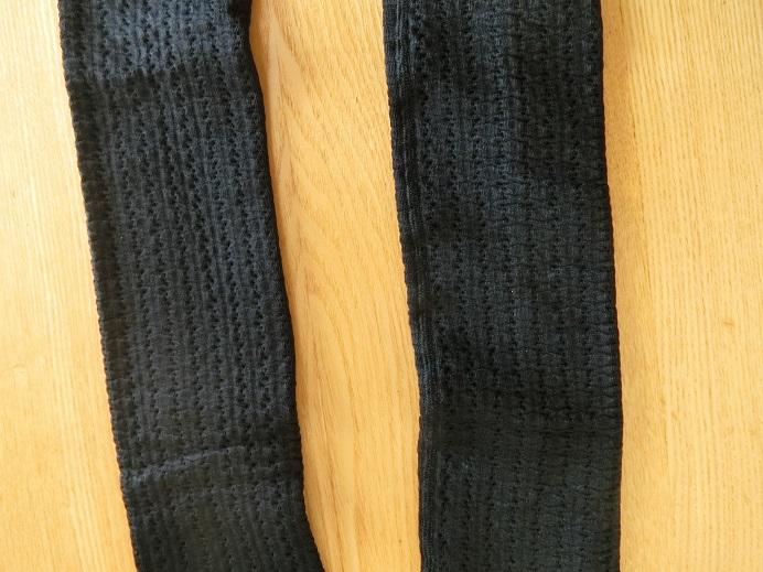 ビューティープレスの脚部分のアップ